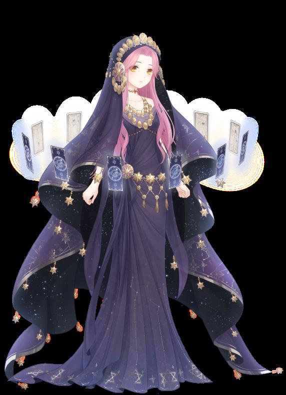 荒野中的引導者 《奇迹暖暖》星辰祭司服裝介紹