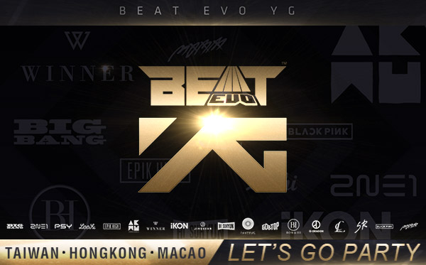 YG唯一正版授權音樂手遊《節奏大爆炸Beat Evolution YG》即日上市!即刻成為偶像的貼身經紀人!