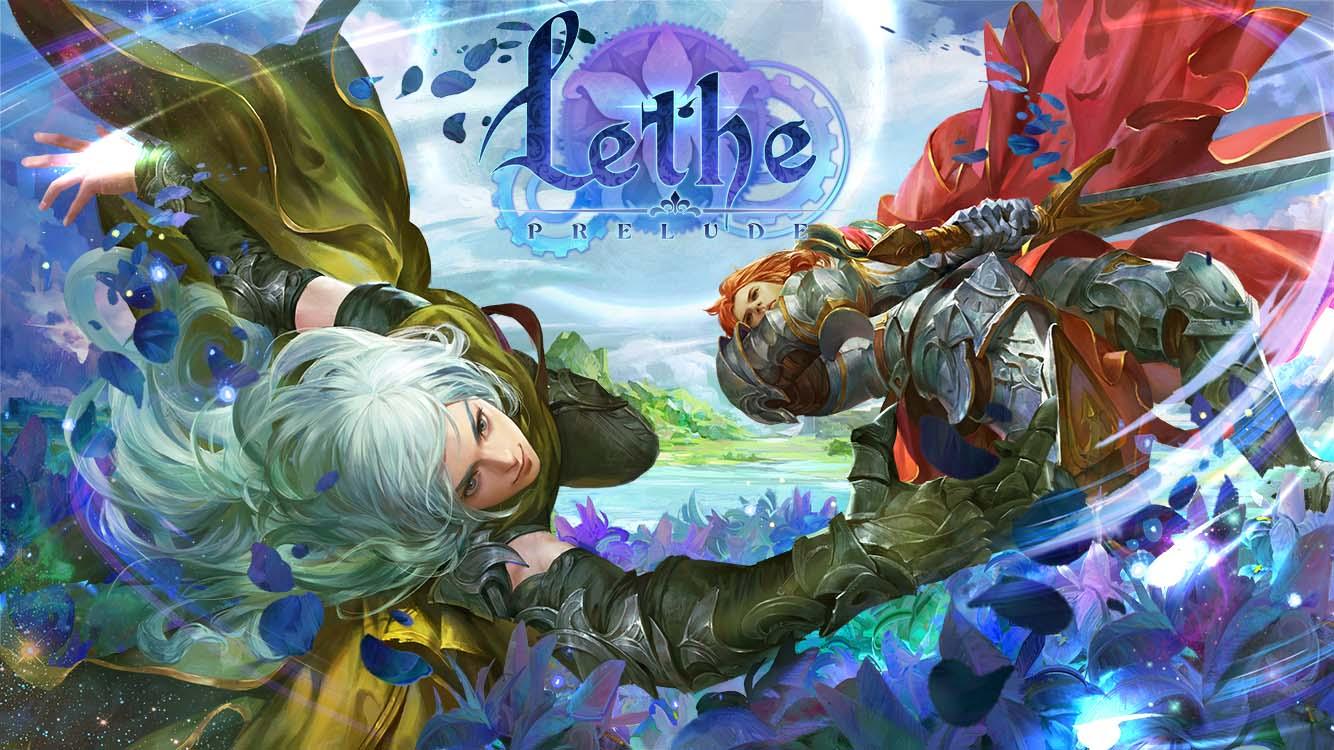 Lethe遊戲製作人及V.K克老師聯合專訪