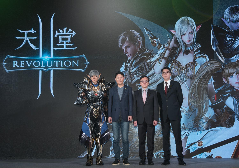 全球矚目《天堂2:革命》6月14日即將強勢登台 預註冊活動即刻啟動!
