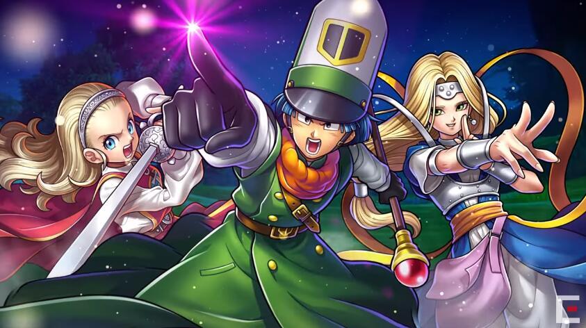 勇者鬥惡龍系列首次卡牌遊戲《Daragon Quest Rivals》正式發表!