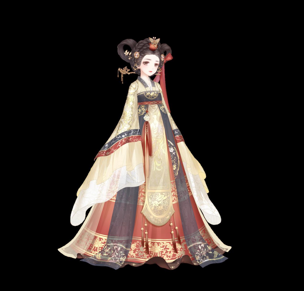 《奇迹暖暖》韓國王妃套裝【聖槿元熙】,台版正式登場!