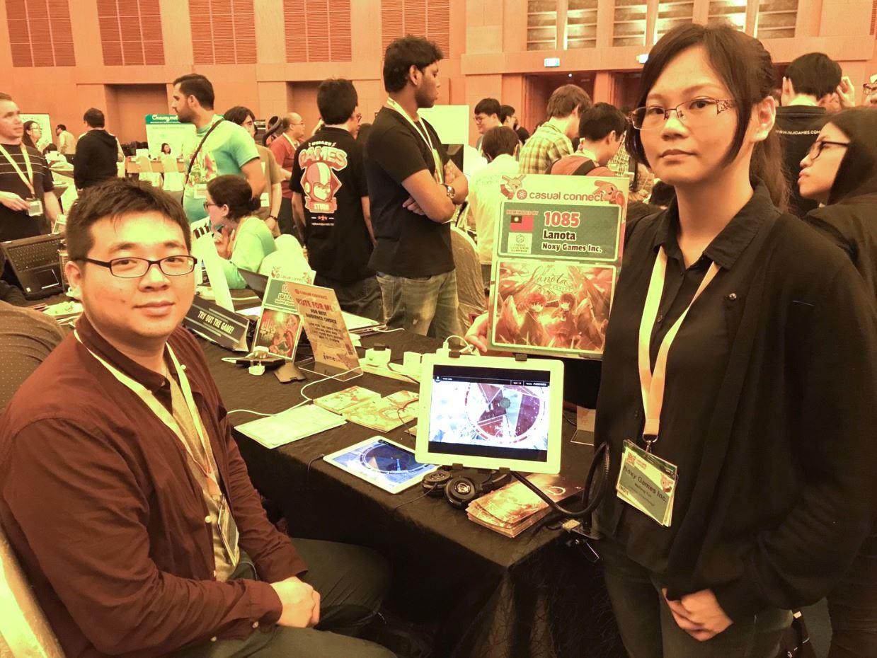 台北國際電玩展領軍 獨立遊戲團隊前進2017 Casual Connect Asia 與全球獨立團隊分享技術與市場交流