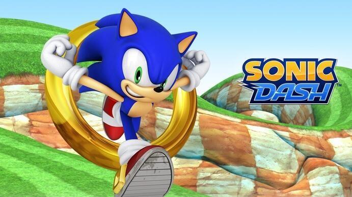 《Sonic Dash》新作比舊作還爛 SEGA的招牌明星壞掉了?