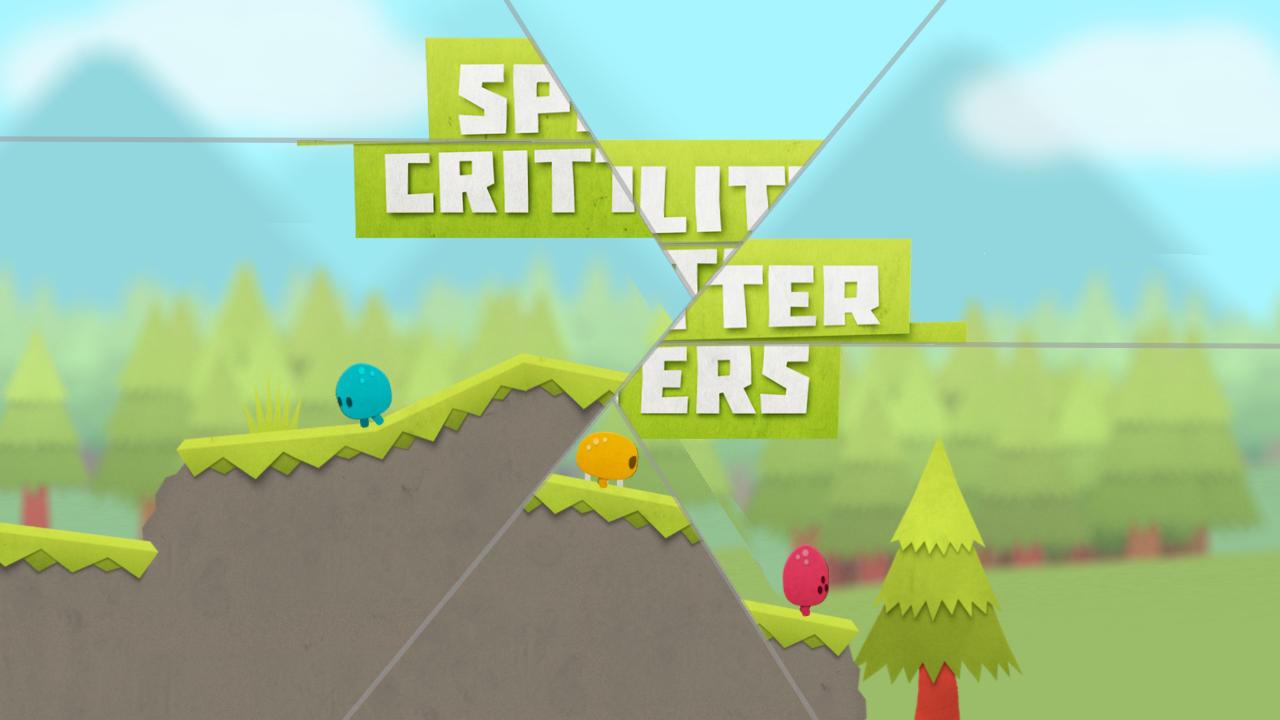 《Splitter Critters》「撕開」全世界!今年度最值得一玩的解謎遊戲