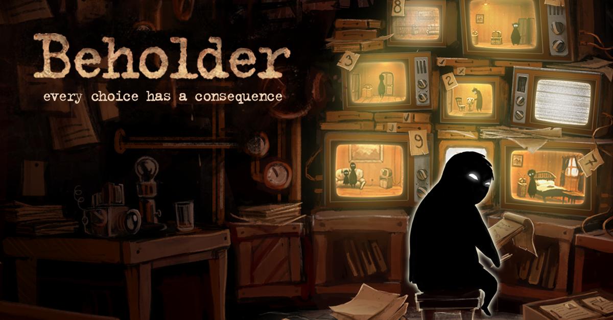 《Beholder》遊戲版「樓下的房客」 在偷窺中找尋生存之道