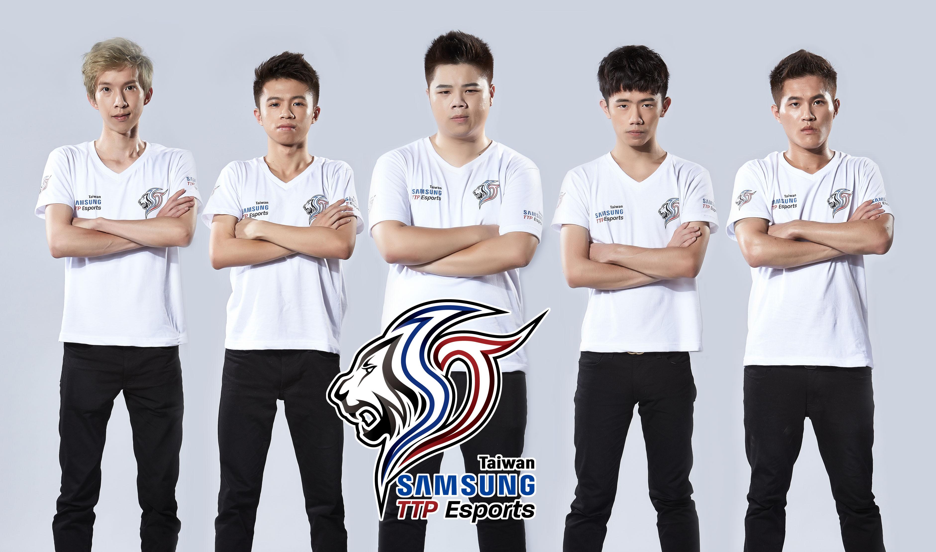 台灣三星跨足電子競技產業 成立首支職業電競戰隊Samsung TTP Esports
