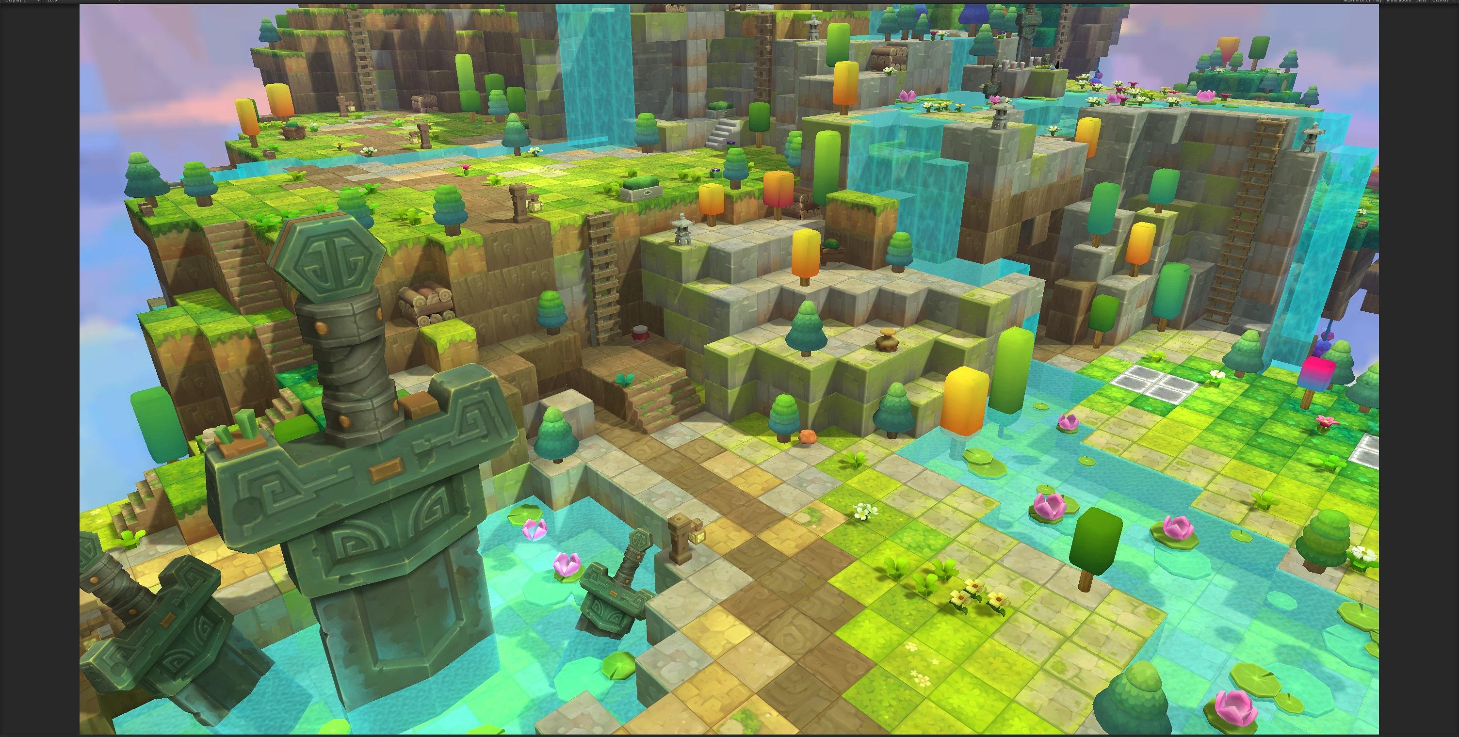 像素方块的世界 《侠物语》打破武侠游戏定律