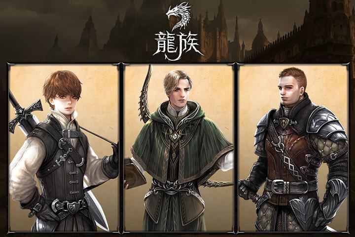 《龍族M》公開遊戲內小說原著角色、技能介紹與影片