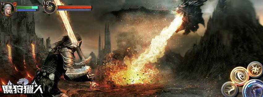 多人對決手遊《魔狩獵人》今日雙平台上線公測!