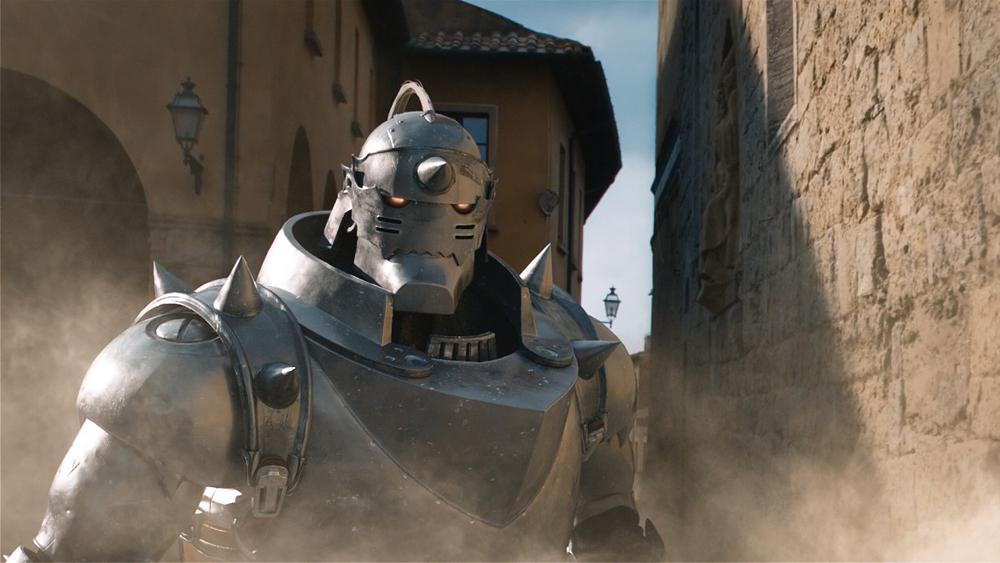 《鋼之鍊金術師》真人版電影確定日本 2017 年 12 月 1 日上映!