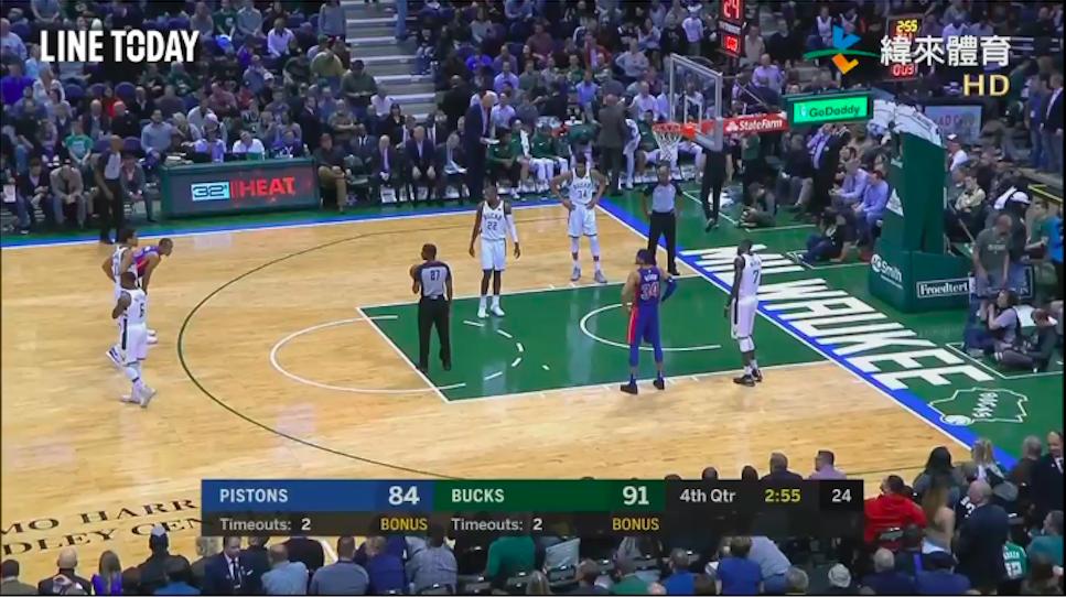 運動賽事直播衝出佳績 LINE TODAY 每周二到四直播NBA