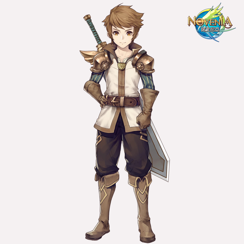首創日式3D連珠RPG手遊《諾文尼亞》繁中版宣佈代理並同步開啟事前預約