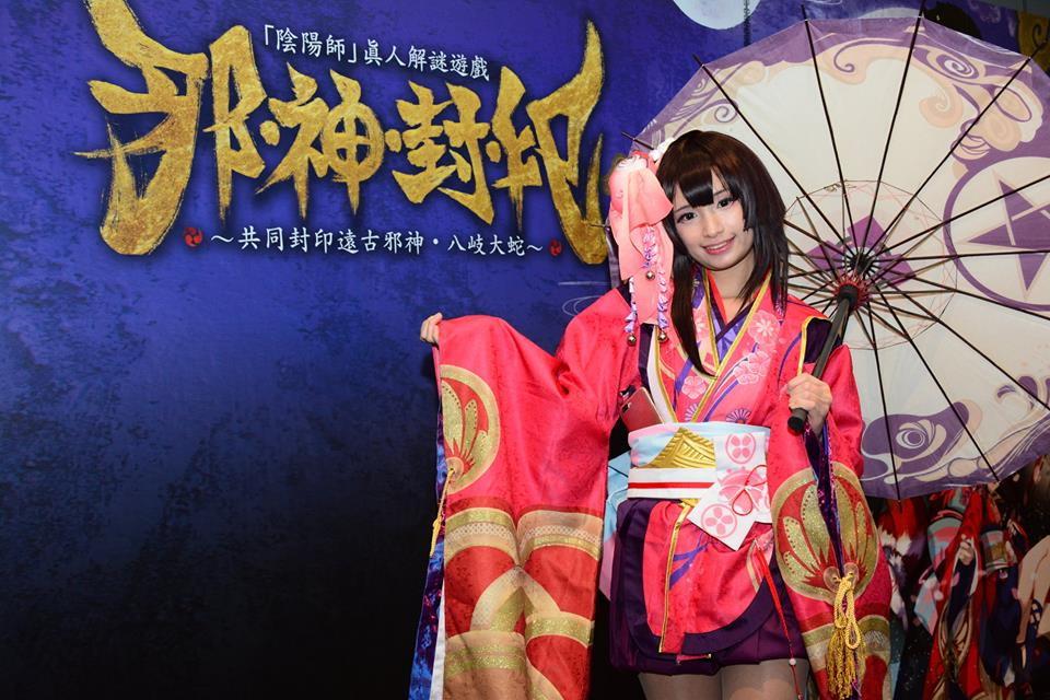《陰陽師Onmyoji》× 真人解謎遊戲 第一週活動圓滿結束,玩家好評如潮!