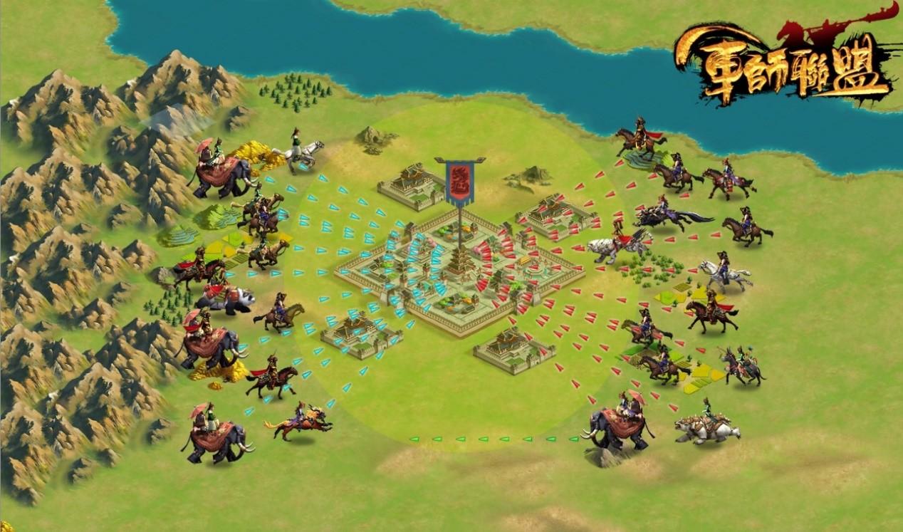 《軍師聯盟》手遊 1月25日正式上線 SLG+RPG玩法打造全新策略體驗!