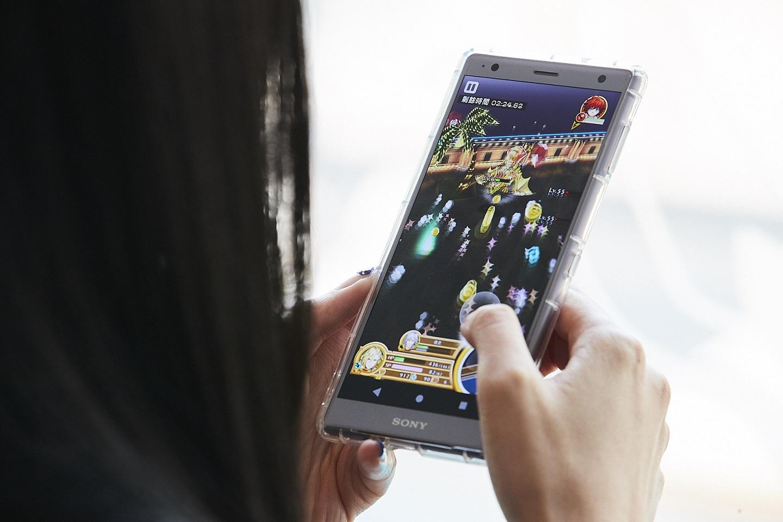 Sony Mobile全方位娛樂旗艦手機Xperia XZ2 預載日本No.1人氣動作RPG手遊《白貓Project》! 預告五月推出《白貓Project》特別限定大禮包!