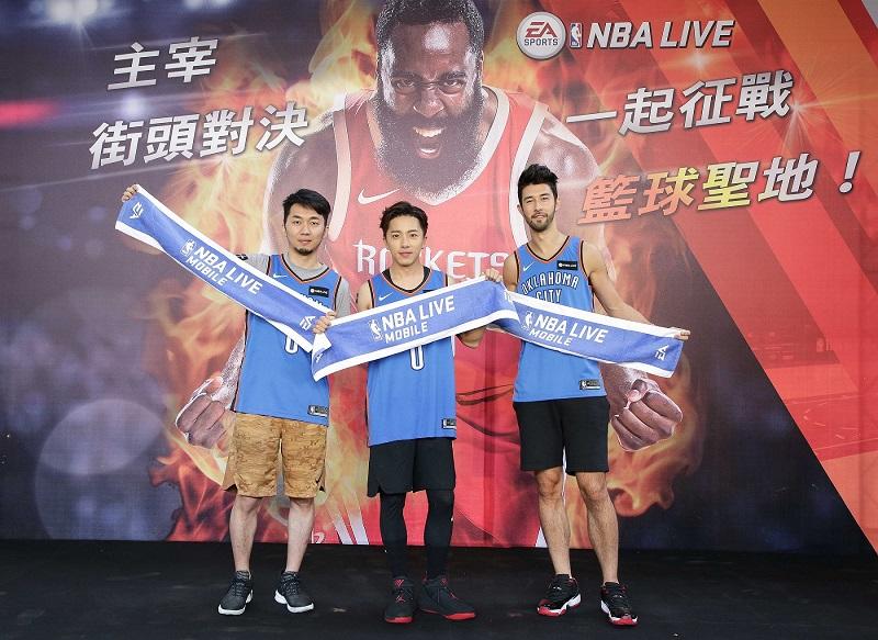 EA美商藝電「NBA LIVE主宰街頭對決 一起征戰籃球聖地」 熱血引爆街頭戰火!