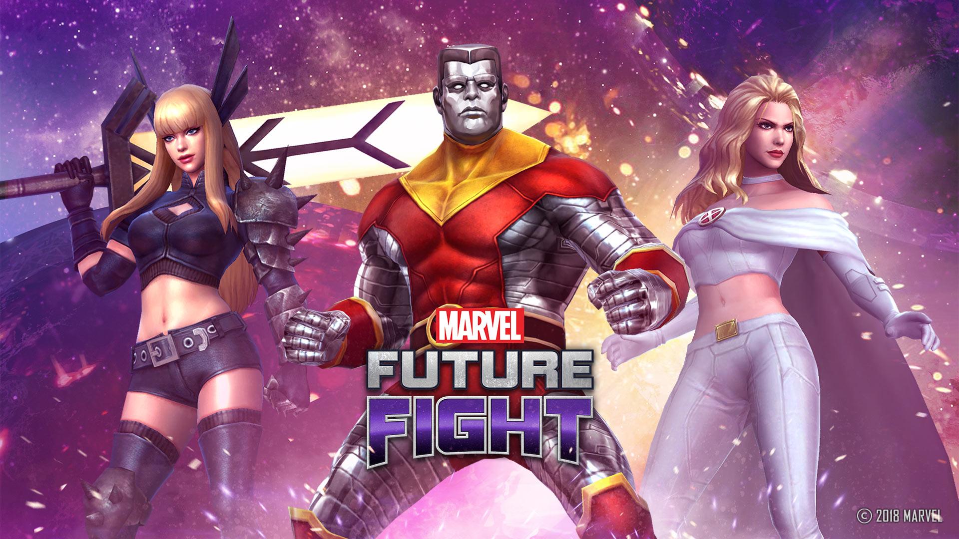 全新全異 X戰警加入《MARVEL未來之戰》的戰場