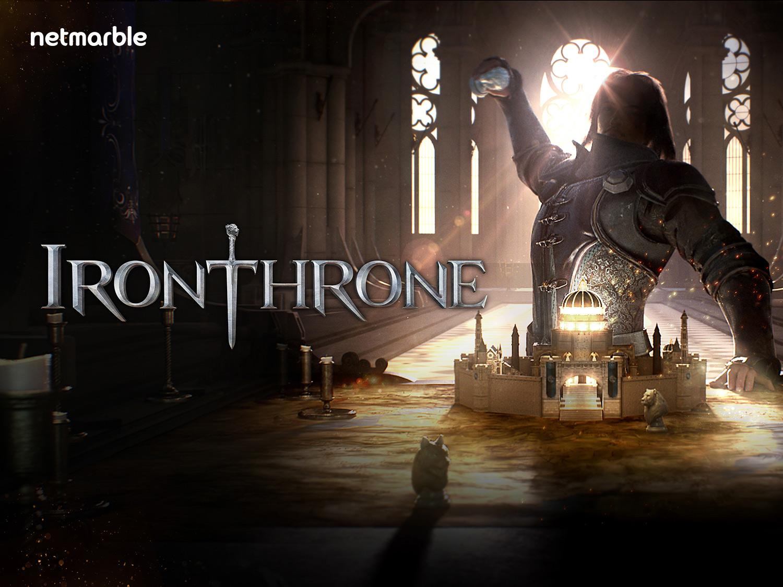 網石遊戲旗下全新MMO策略遊戲《鐵之王座:Iron Throne》於全球正式上市