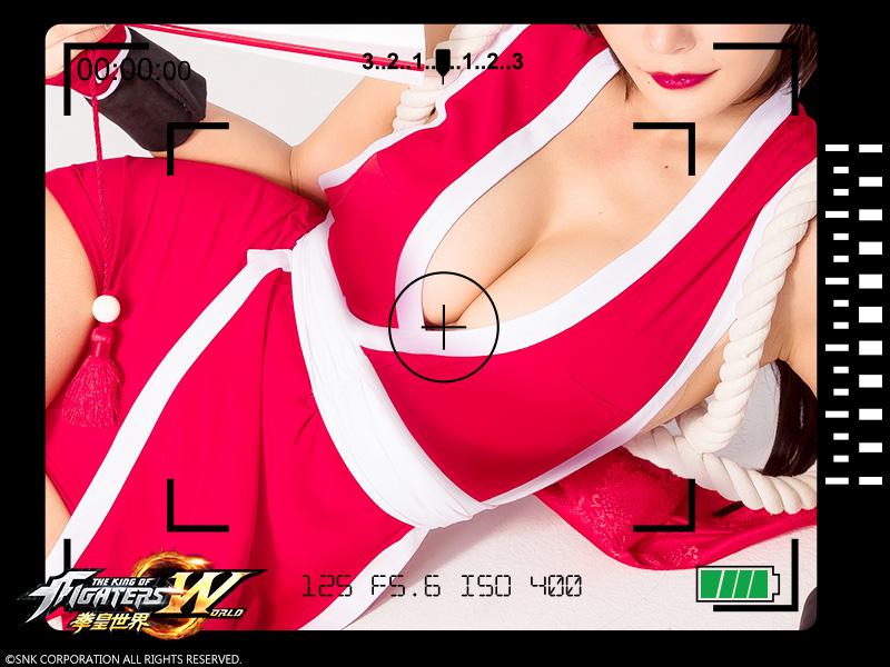格鬥魂不滅《拳皇世界》3vs3拳皇大賽熱血展開 超性感神秘不知火舞 菁英封測即將曝光