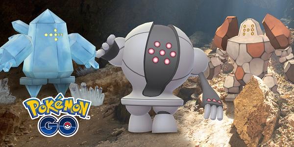 《Pokémon GO》傳說的寶可夢「雷吉艾斯」於22日降臨團體戰!