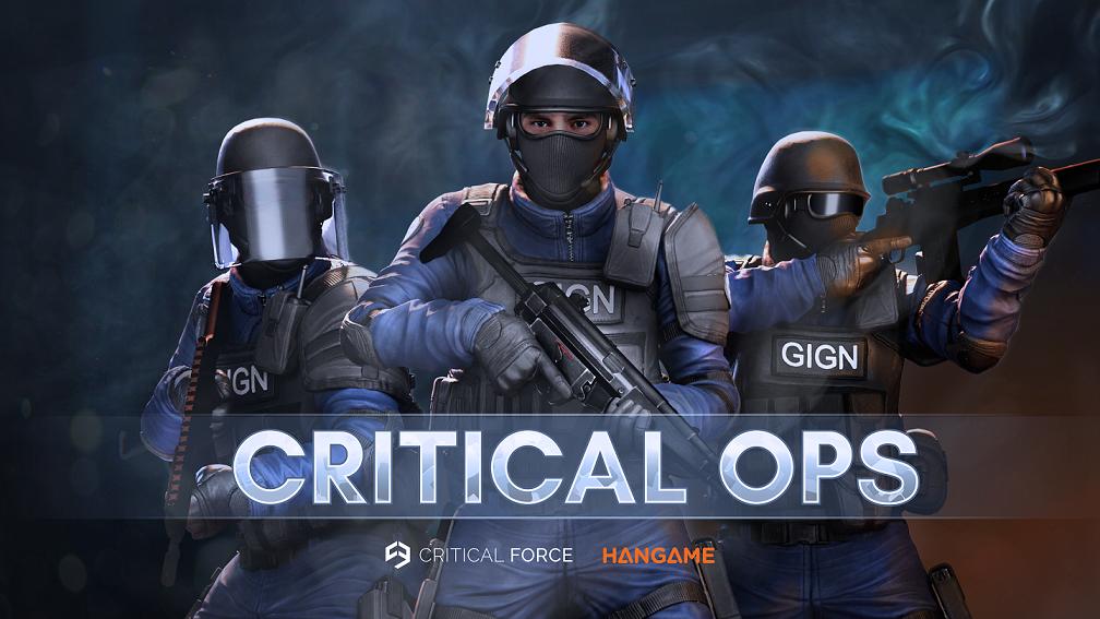 手機射擊遊戲《Critical Ops:關鍵行動》 2018繁體中文版上市確定!
