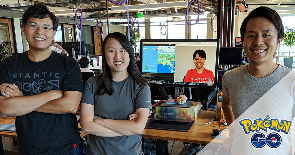 《Pokémon GO》開發團隊解析朋友功能及交換功能