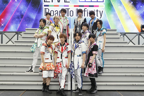 IDOLiSH7 1st. LIVE【Road To Infinity】感恩紀念!