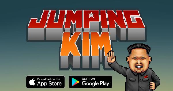 《跳跳金小胖 Jumping Kim》帶著金小胖踩爆全世界吧!