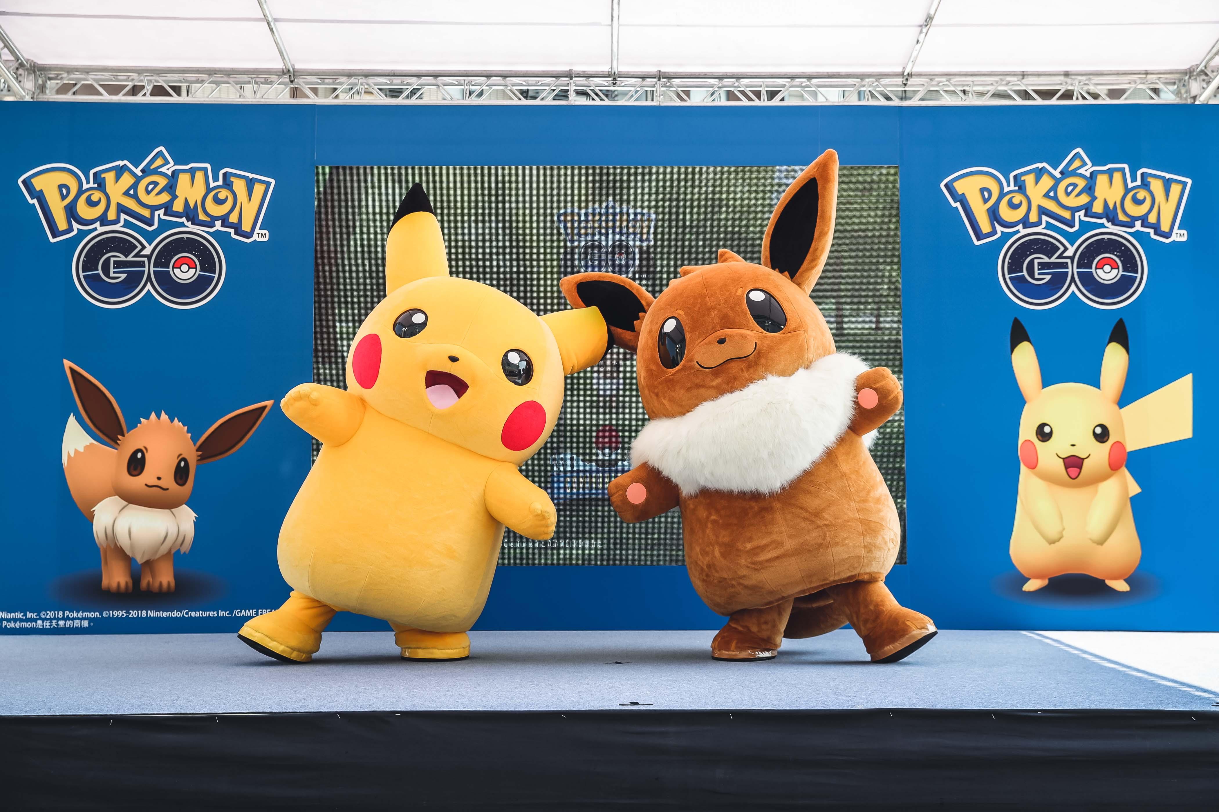 《Pokémon GO》八月社群日登場  伊布大軍讓你抓好抓滿  成為王子的「Pokémon GO朋友」  粉絲大喊超幸福!