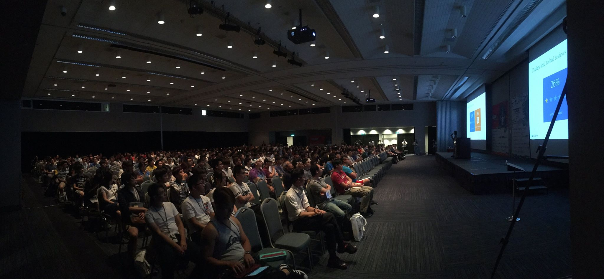 [2018TGDF]近千名國內外開發者共襄盛舉,五軌議程共超過20組講師精彩分享