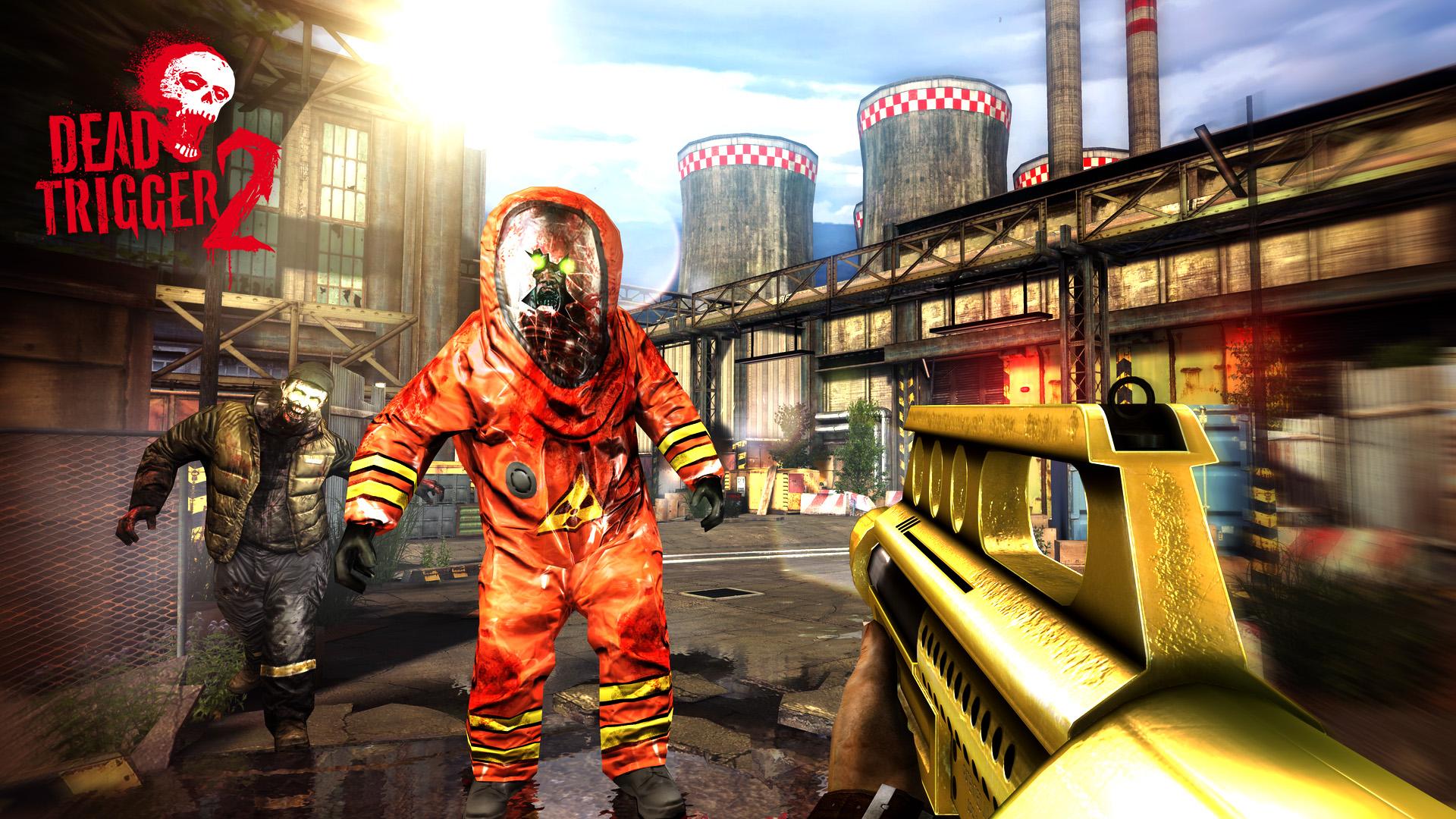 《死亡扳機2》下載突破1億次 新版本睽違登場