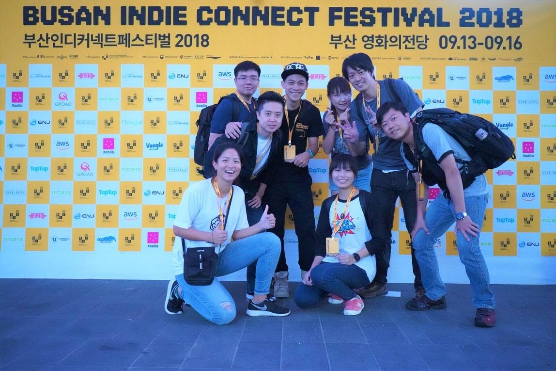 台灣獨立遊戲團隊前往韓國BIC FEST VR/AR、經典動作冒險收服親子、學生玩家