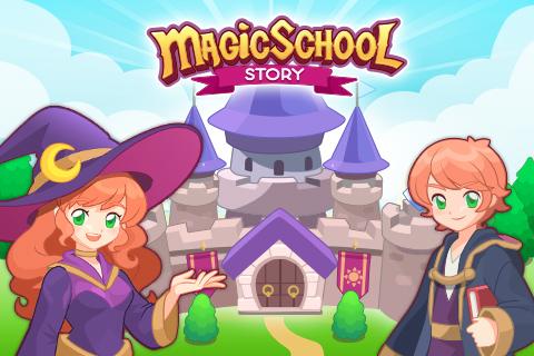 創造屬於自己的魔法校園,展開神奇魔幻之旅!