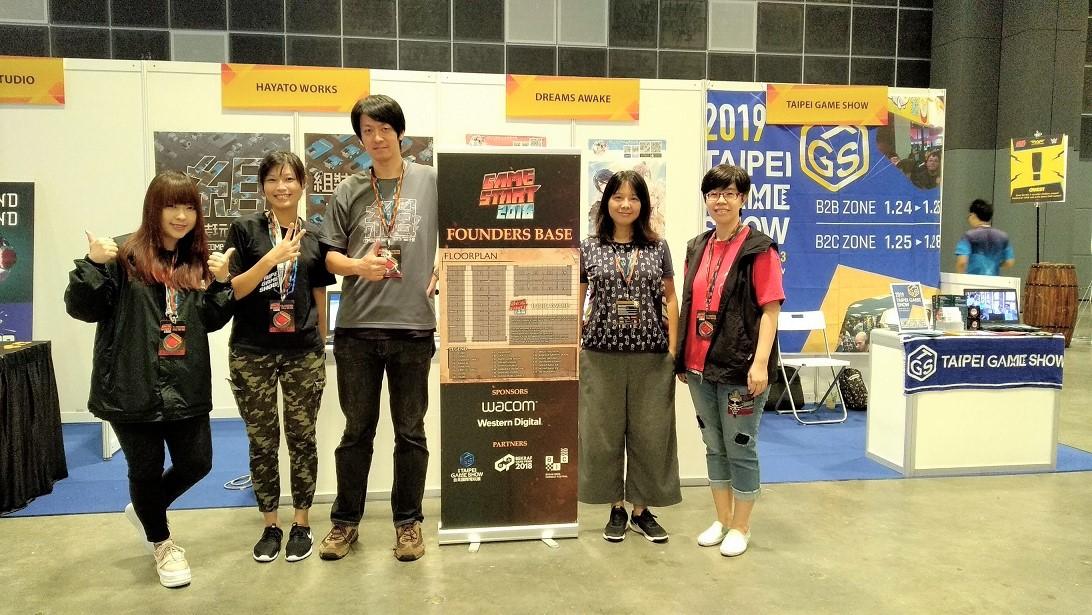 台灣獨立遊戲團隊席捲東南亞兩大遊戲展會 新加坡、菲律賓玩家獨愛競技類手遊