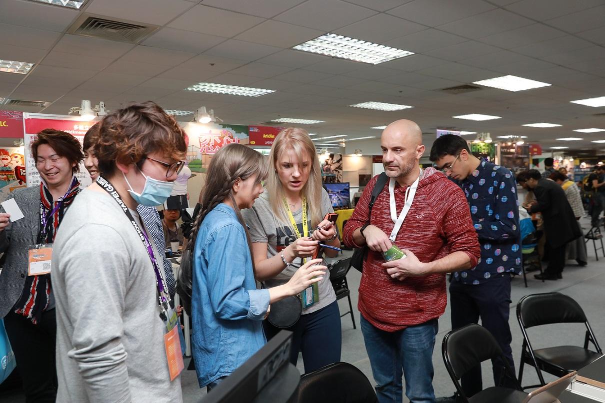 2019台北電玩展商務區規模再創新高 25國超過300家參展、全球矚目得獎遊戲齊聚獨立遊戲專區
