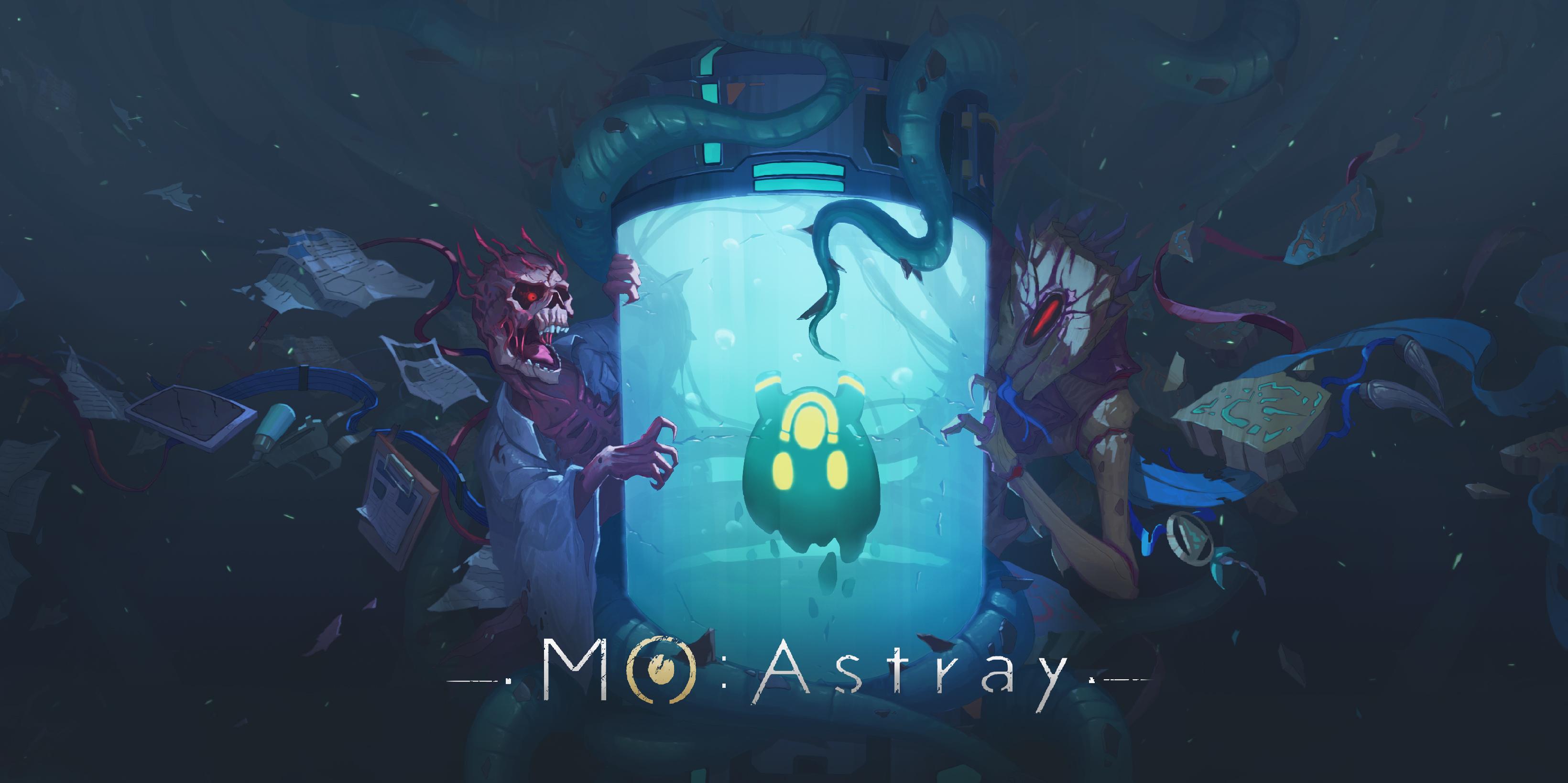 全新平台冒險遊戲《MO:Astray》首度開放玩家試玩  將於2019年登場