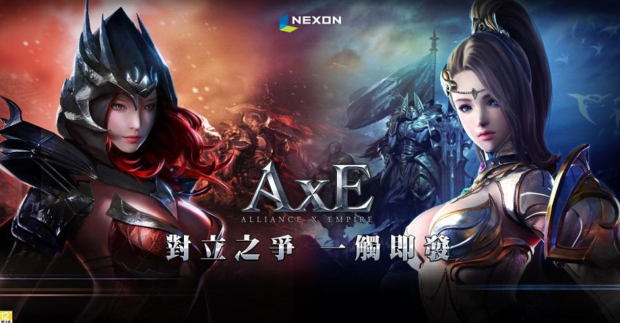 百萬玩家引頸期盼的手遊巨作 《AxE:背水一戰》台港澳雙平台正式上市!