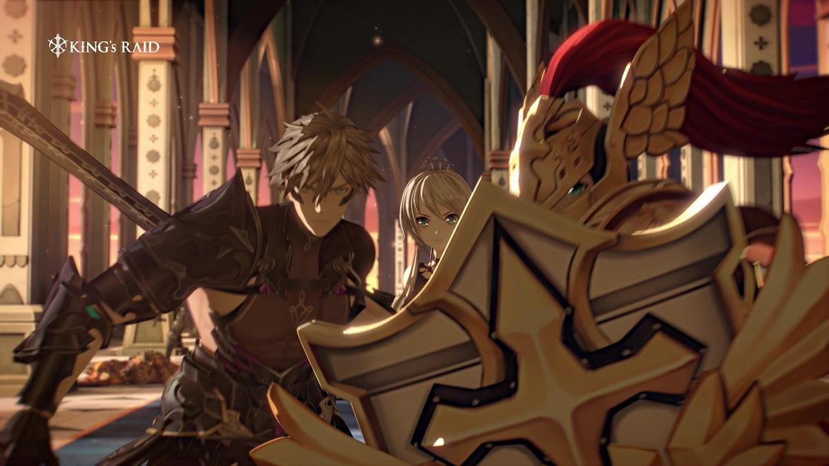 《King's Raid - 王之逆襲》「混沌再臨」第9章改版即將登場 宣傳預告影片即刻公開!