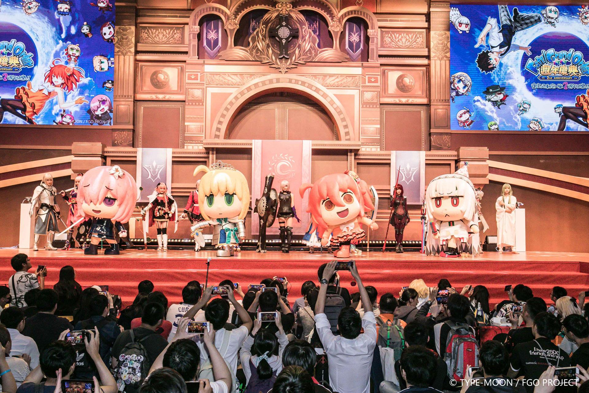 《Fate/Grand Order》繁中版大型線下活動「二週年慶典」完美落幕! 展區精彩活動回顧全記錄!