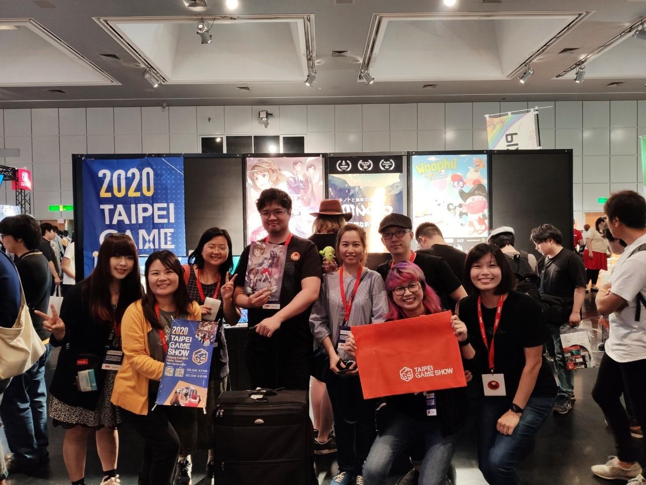 台北電玩展率團進軍京都BitSummit 台灣獨立遊戲美術設計亮眼上陣