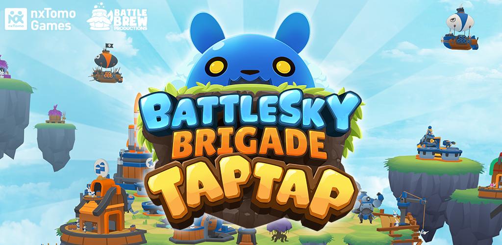 萌賤軍團大集結 天空城鎮守衛戰 點擊放置遊戲《萌兔天兵Battlesky Brigade Tap Tap》 雙平台火熱上市中