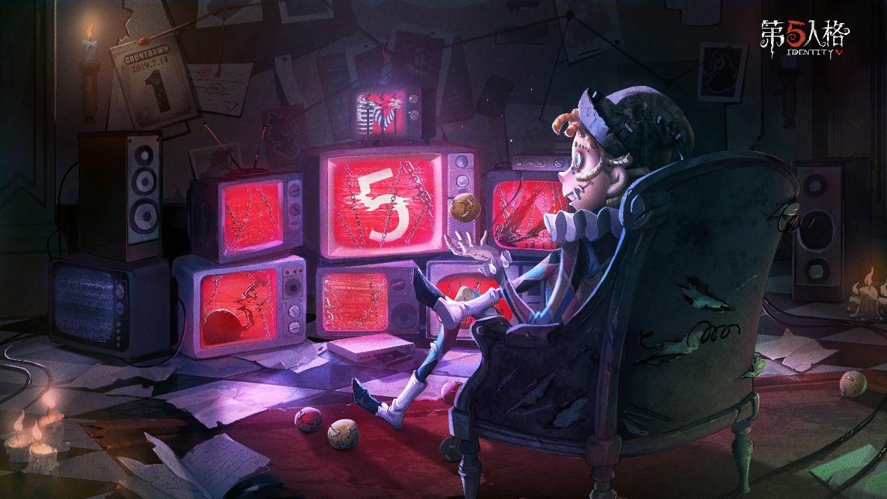 第五人格年度最強聯動企劃公開!《女神異聞錄5》(Persona 5)聯動開催!