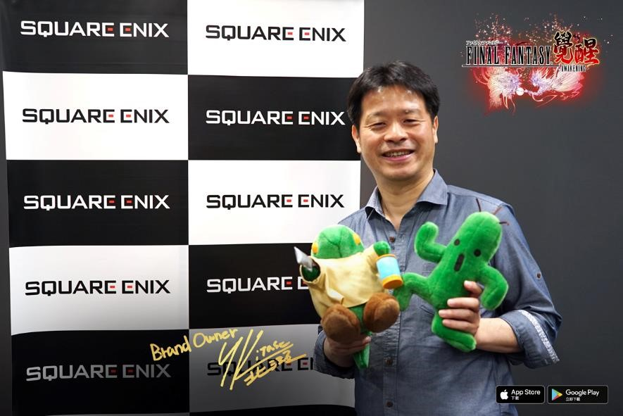 《FINAL FANTASY最終幻想:覺醒®》新任總監—北瀬佳範訪談介紹