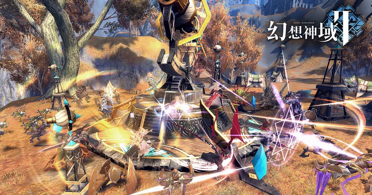 《幻想神域2》事前登錄突破50萬人次將於下周上市 豐富玩法與副本搶先看