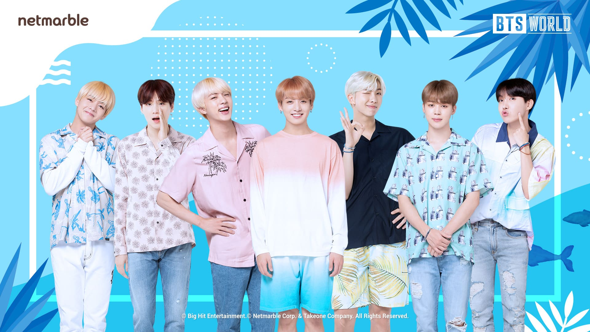 《BTS WORLD》首次更新 全新章節登場