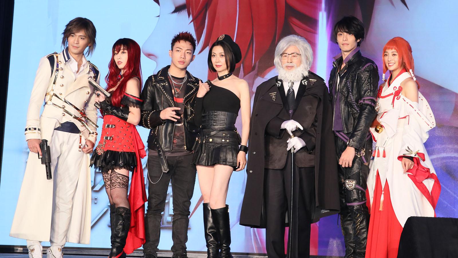 MMORPG手遊《龍族幻想》9月18日雙平台火熱上市 金曲新人王ØZI獻唱專屬主題曲、四大使者青春亮相