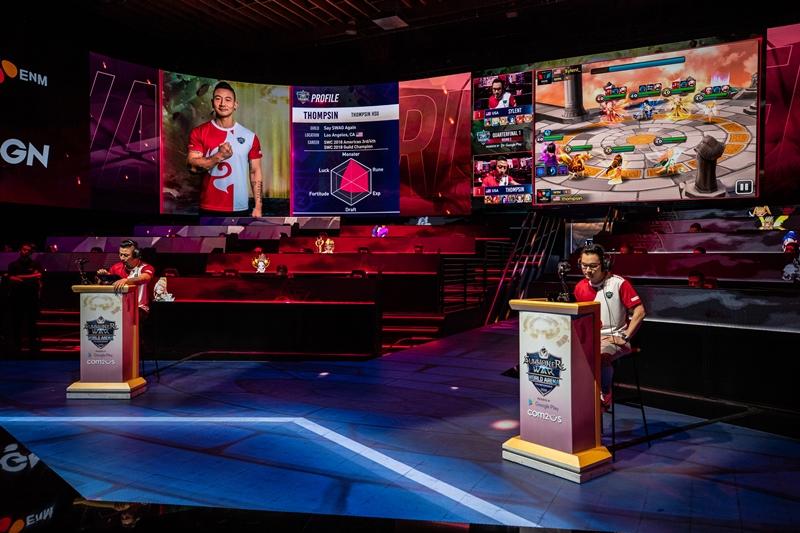 電競狂歡!《魔靈召喚》SWC 2019美洲區決賽最新戰報!歐洲區決賽將接續熱潮!