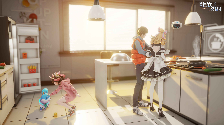 《龍族幻想》金曲使者ØZI主題曲《血脈》完整版MV曝光  多重身分玩法 偶像巨星vs料理大師請選擇!