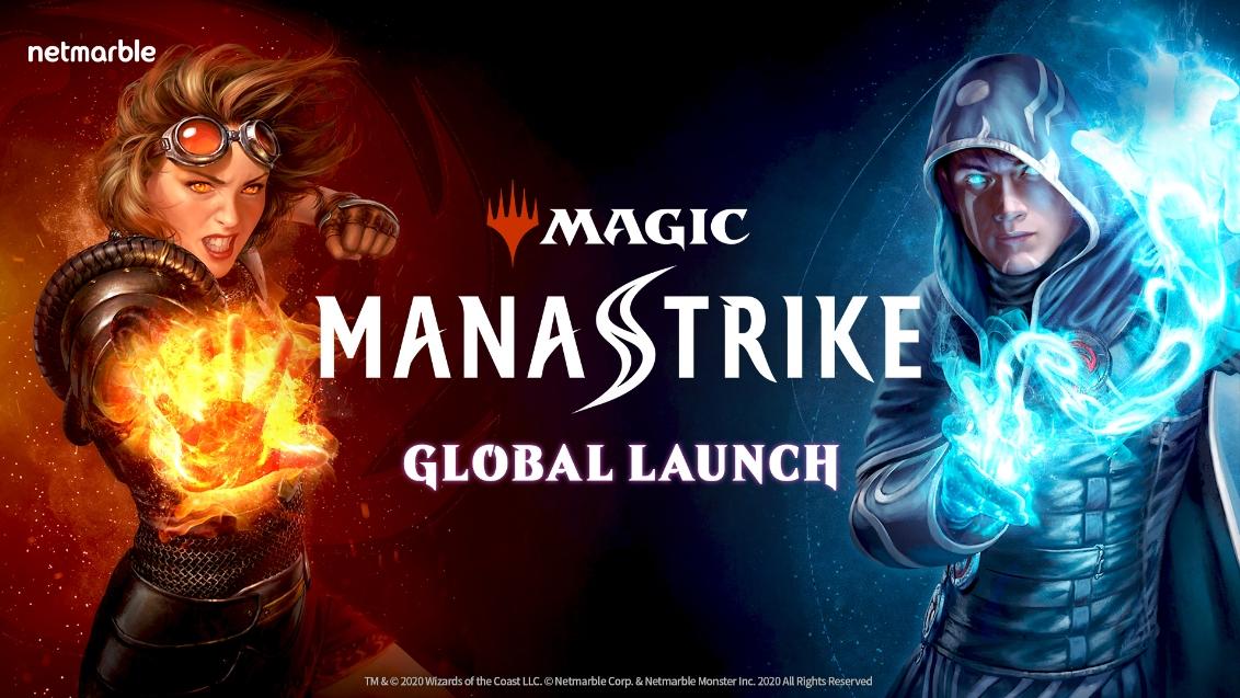 網石全新即時戰鬥手遊《Magic: ManaStrike》 正式在全球推出